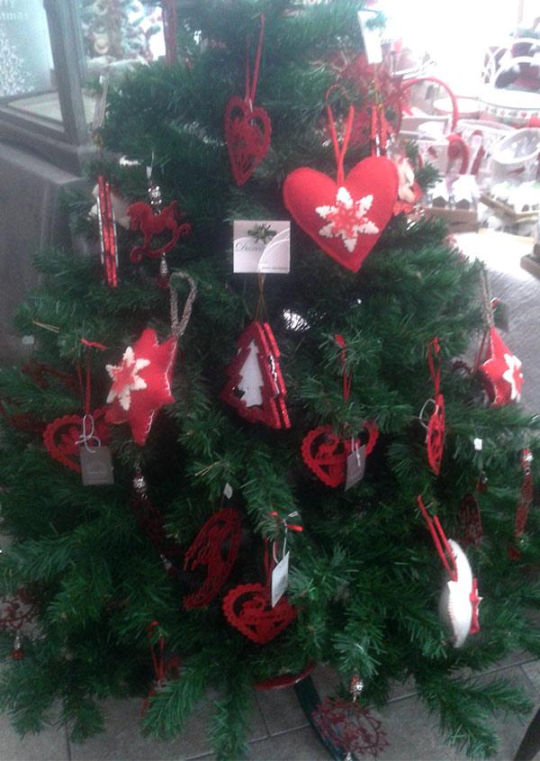 Addobbi natalizi per la casa garden valli barigarden for Addobbi natalizi per porte